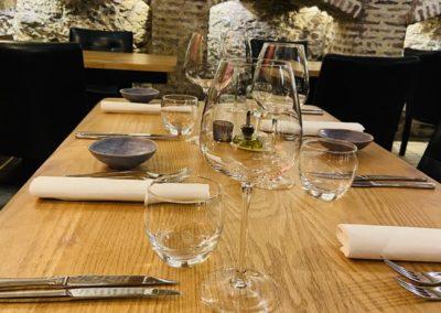 Les Caves Gourmandes Restaurant à Huy